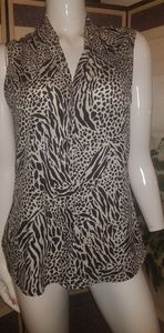 Banana Republic size 10. Sleeveless top